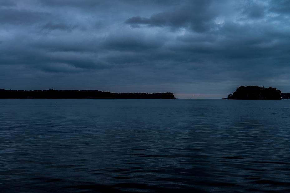 2016.04.05能登島からの朝日2