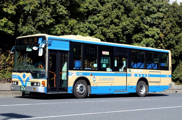 横浜200か3435 1-2726