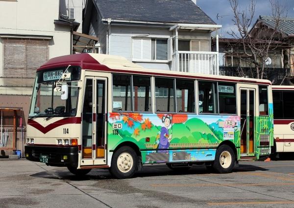 京都200あ・312 114