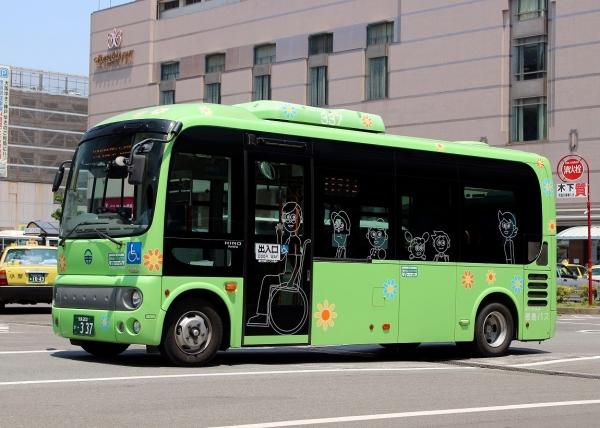 徳島200か・337