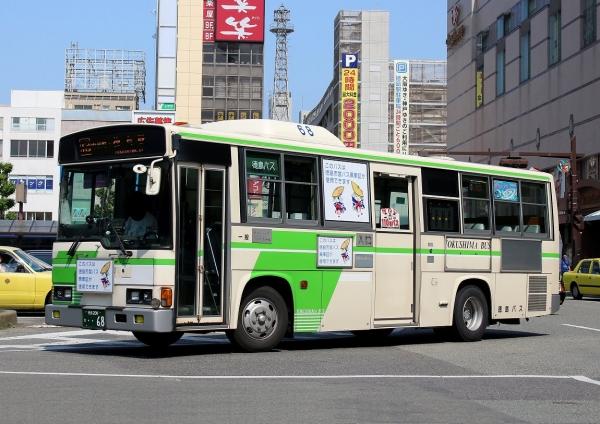 徳島200か・・68