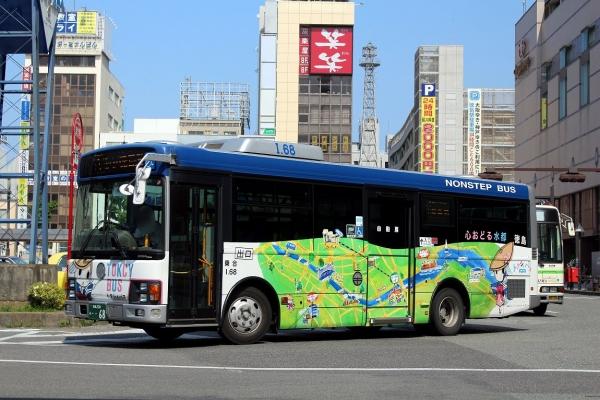 徳島230あ・・68 I68