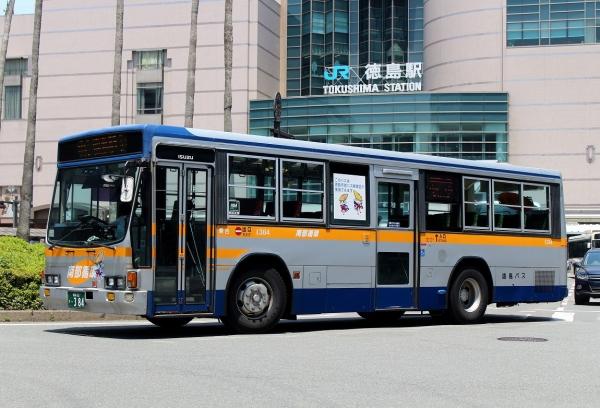 徳島22き・384 I384