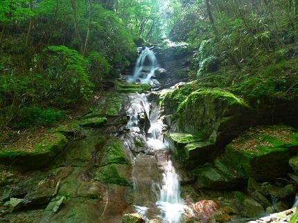 カブロの滝_その1