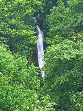 諏訪の滝_その1