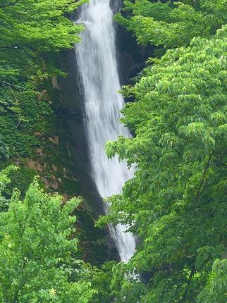 諏訪の滝_その3