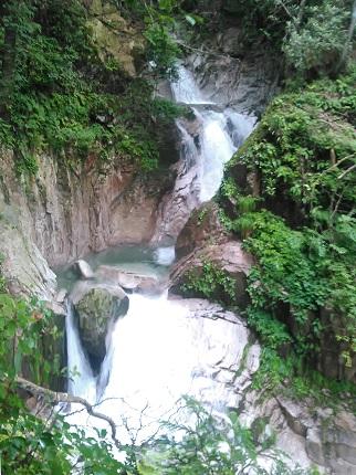 唐戸の滝_その1