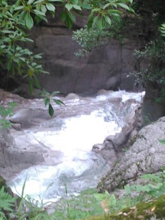 唐戸の滝_その2