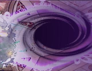 第三守護騎士のブラックホール
