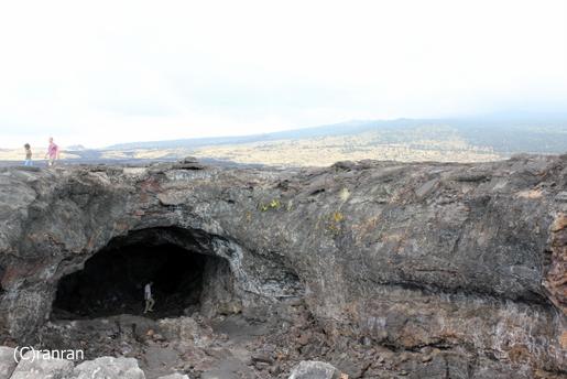 大きい洞穴~~