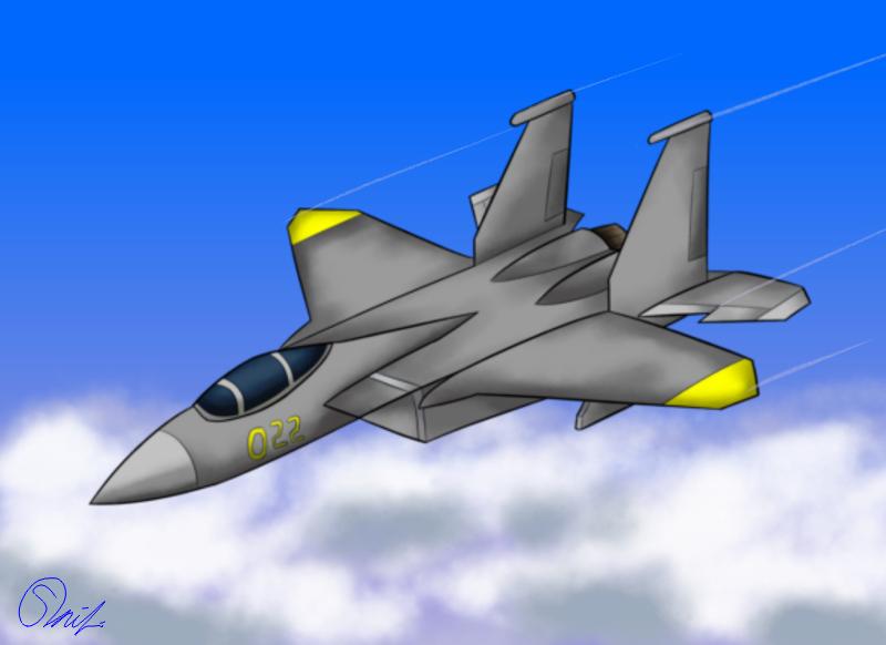 F-15 160619
