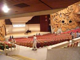 東京文化会館大ホール