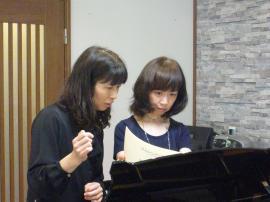 池田奈生子さんと一緒に2