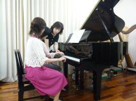 ロシア奏法のレッスン