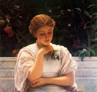 Charles Edward Perugini (1839-1918) - Girl Reading - crop20160619