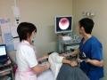 森ノ宮胃腸内視鏡クリニック 胃カメラ中の写真