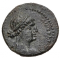 SYRIA,ChalcidiceChalcisMark Antony Cleopatra10