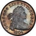 1804 Draped Bust Silver Dollar