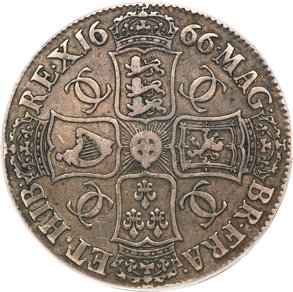チャールズ2世 1666 象 2