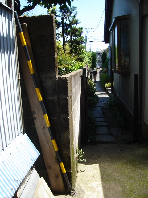 上北沢HAUS旧計画地3