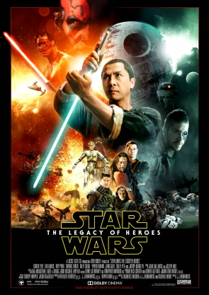 STARWARS THE LEGACY OF HEROES ORG