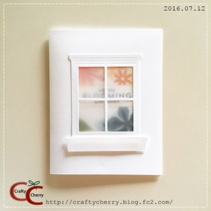 Crafty Cherry * Window 1