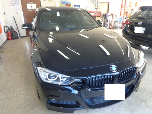BMW320dくろ