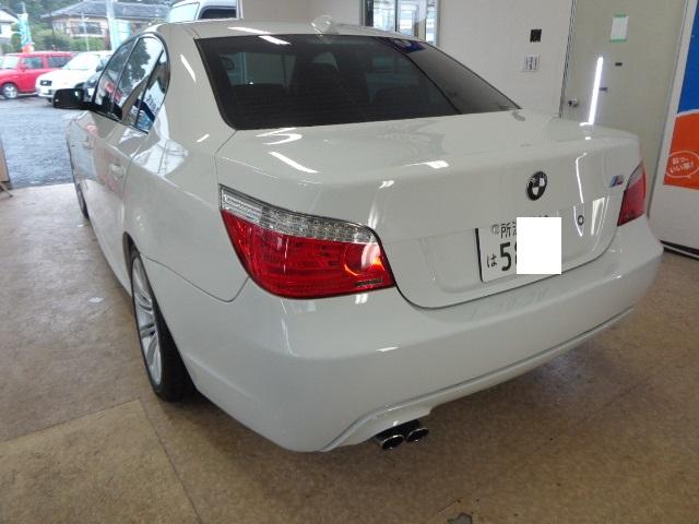 BMW525i白
