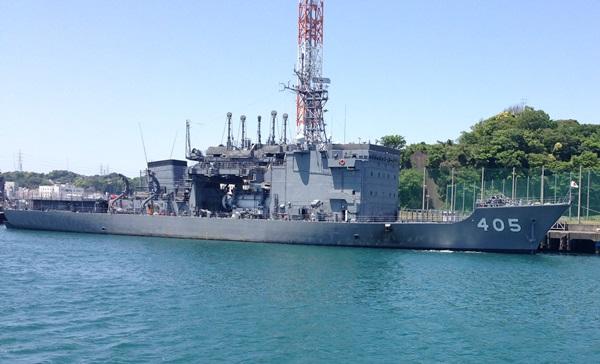 sk011潜水艦救難艦