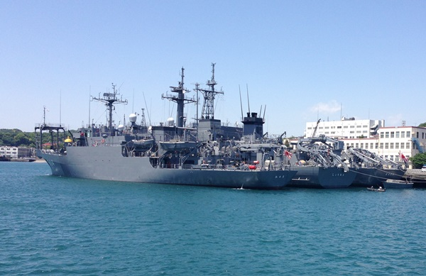 sk012掃海艇