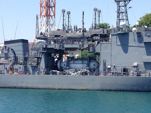 sk013潜水艦救難艦