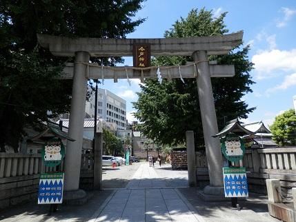 今戸神社 16 3