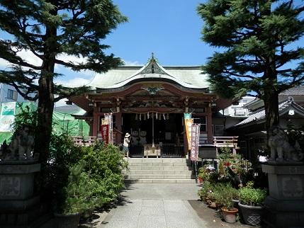 今戸神社 16 4