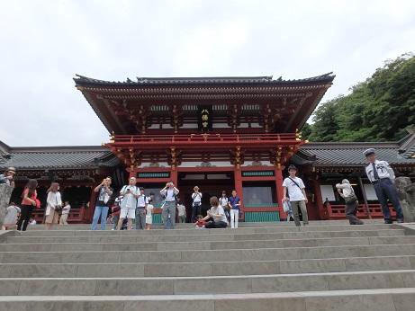 鶴岡八幡宮 4
