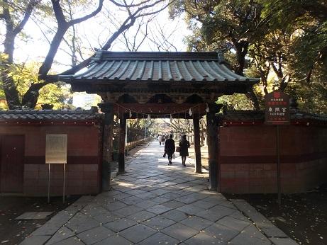 上野東照宮 3