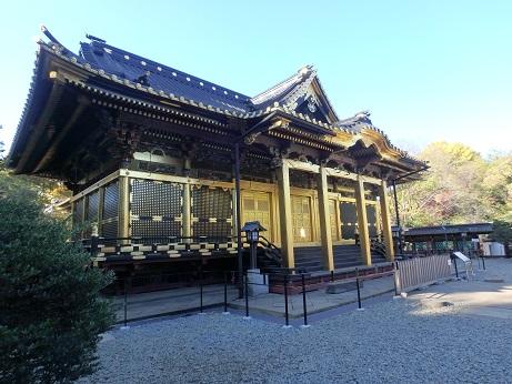 上野東照宮 8