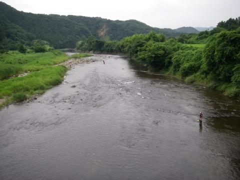 12_鮎つりの久慈川-IMGP1064