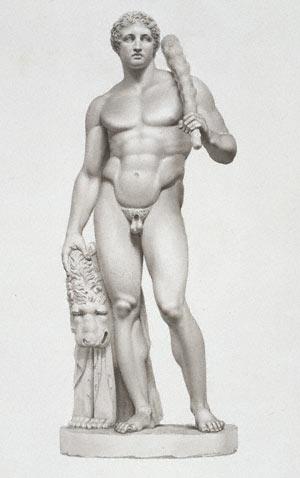 ローマ ヘラクレス