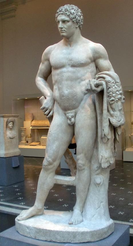 ギリシャ ヘラクレス