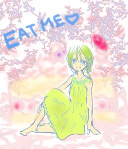 むぎさん-20150629「ケーキと紺野優希さん」