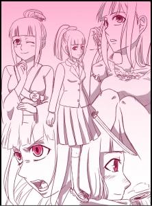 ひめぢクロさん-20151118 稲姫