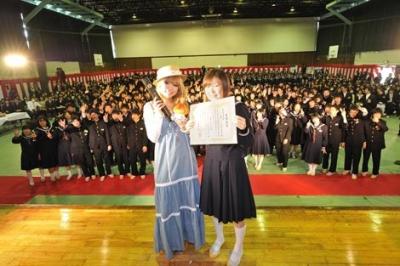 【芸能人サプライズ】西野カナが卒業式サプライズ!(フルバージョン)