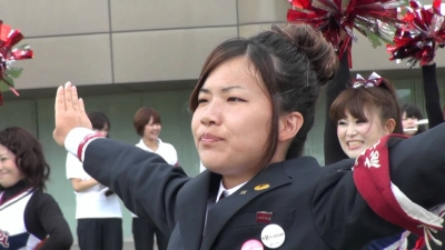 【芸能人サプライズ】新垣結衣が立命館大学に!ビビるよねぇ~
