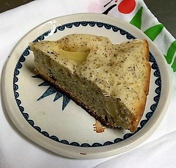 パイナップルと紅茶のケーキ (2)