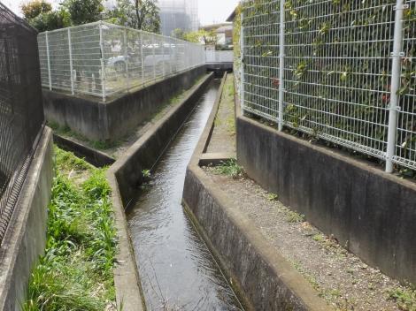 二ヶ領用水・川原堀