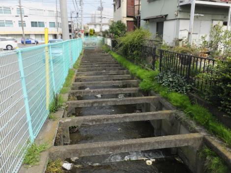 二ヶ領用水・新三沢川