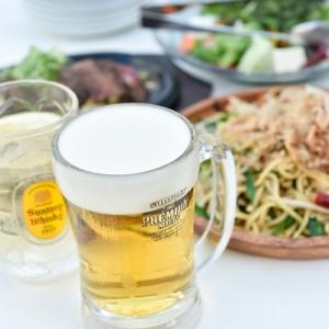 軽■ビールと料理イメージ画像 195