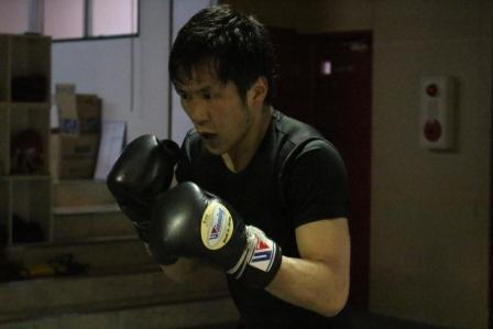 ボクシング① 川口裕