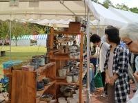 越前秋季陶芸祭1