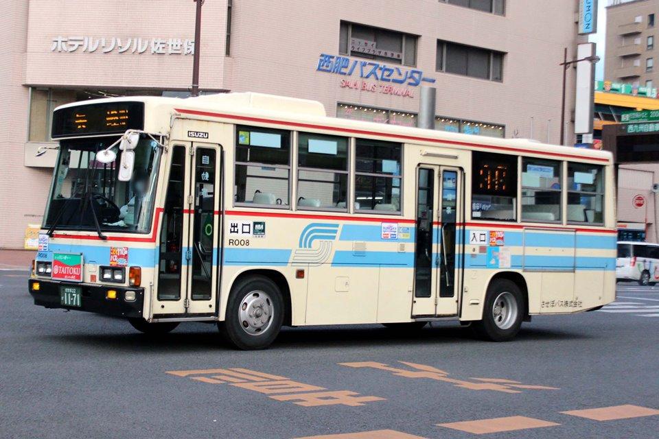 させぼバス R008